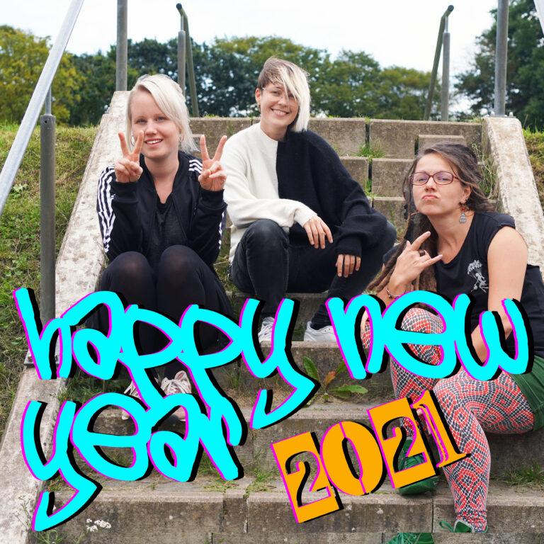 Neujahrsgrüße vom #future_fabric-Team