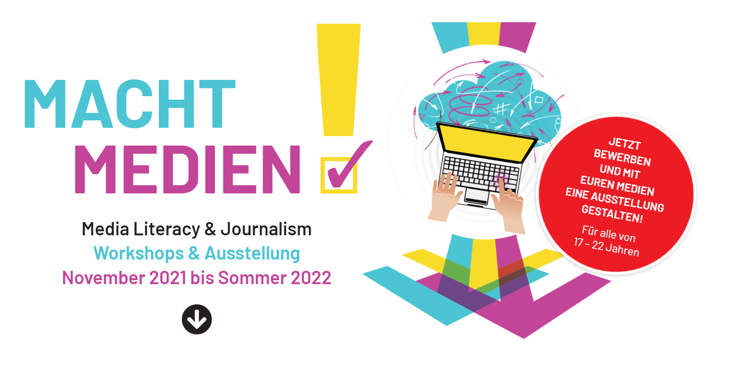 Macht Medien!-Logo